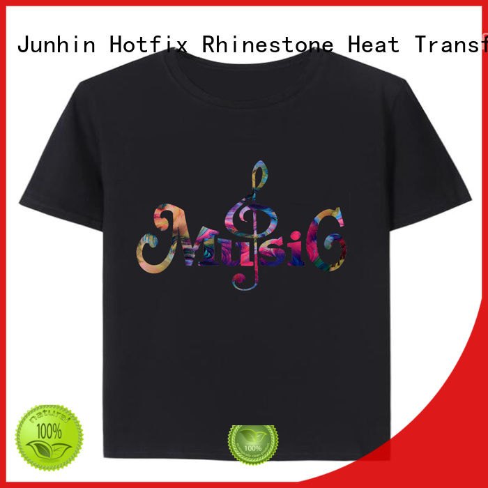 popular shirts with rhinestone designs company for bags