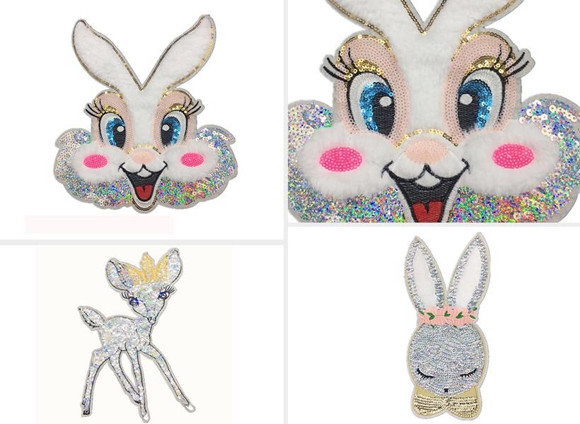 plush embroidery