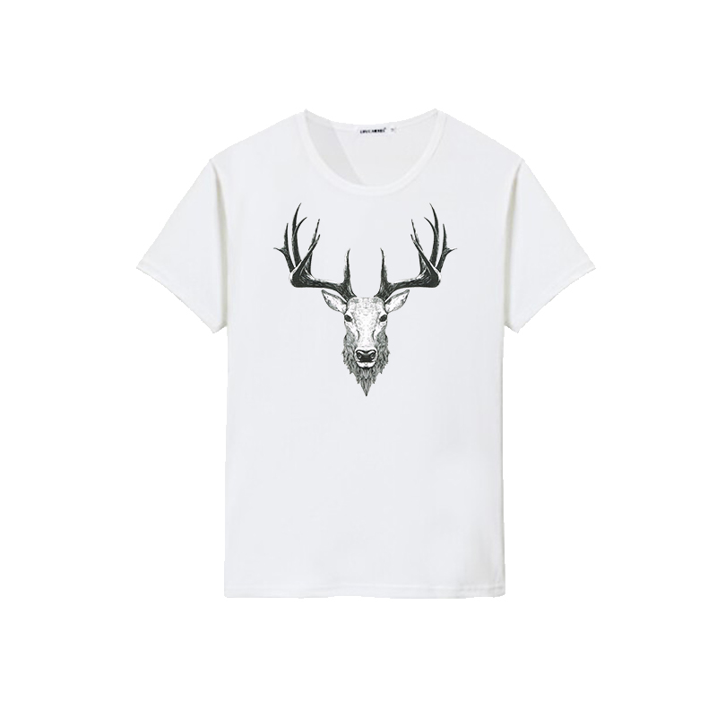 printing sublimation men t-shirt