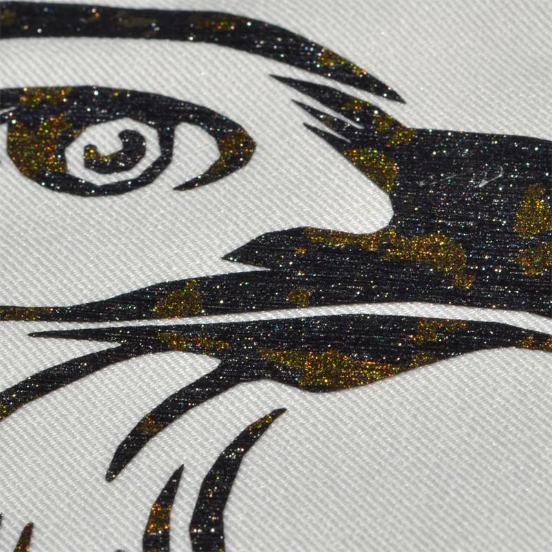 eagle design glitters vinyl