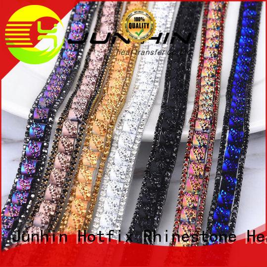 promotional bulk rhinestones company for clothing