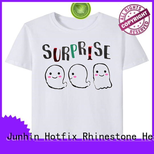 Junhin new designs with rhinestones supplier for promotion
