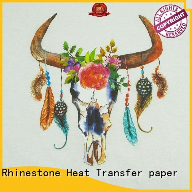 Junhin hot selling heat transfer rhinestones directly sale for gifts