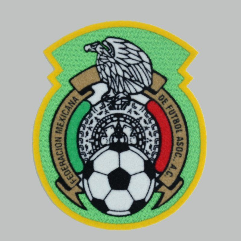 Custom badge football design heat transfer flock patch for men clothing