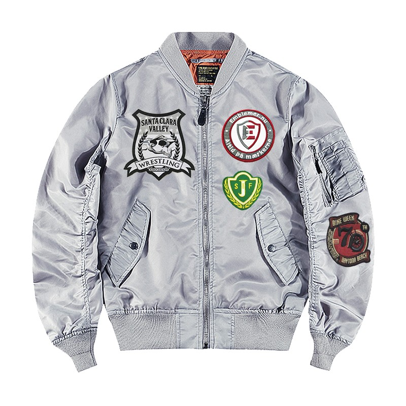 jacket patch