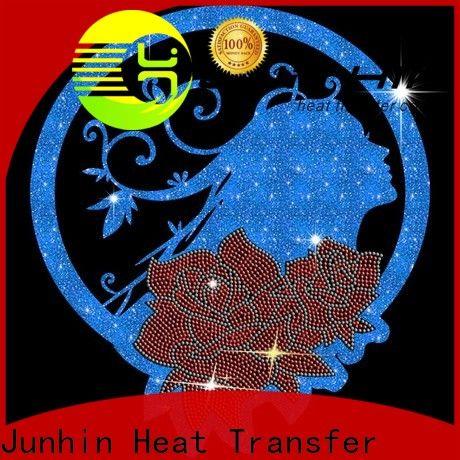 Junhin iron on rhinestones inquire now bulk buy