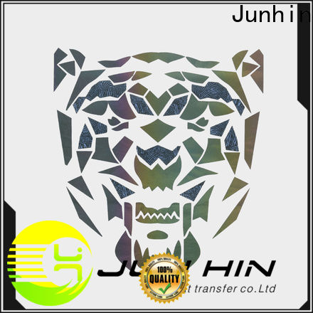 Junhin hot selling sports heat transfers wholesale series for gifts