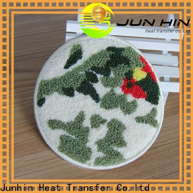 Junhin sequin patches wholesale from China for sale