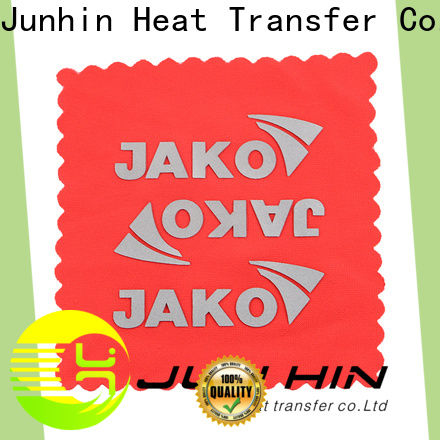 Junhin special raised rubber heat transfer material personalized bulk buy