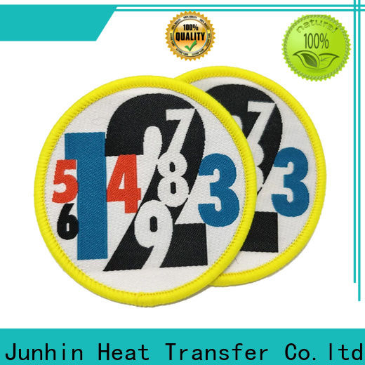 Junhin worldwide stick on patches for business for sale