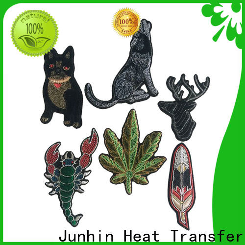 popular buy embroidered patches manufacturer for garments
