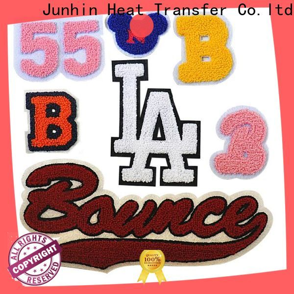 Junhin cheap patches directly sale for gifts