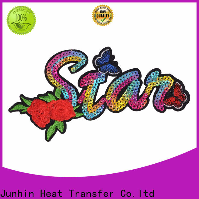 best appliques with good price bulk production