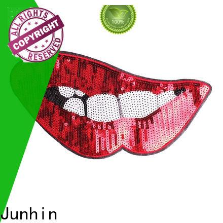 Junhin applique wedding dress with good price bulk buy