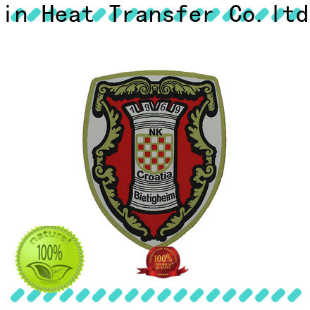 factory price embroidered clothing company for apparel