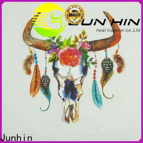 Junhin hot selling rhinestone printing for business bulk buy