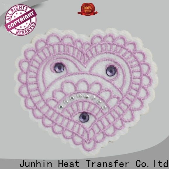 hot-sale embroidery patches designs best supplier for decoration